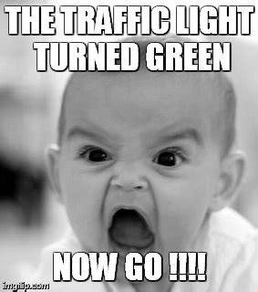Light Show Meme - angry baby meme imgflip