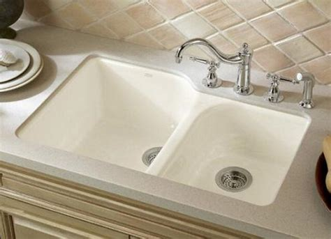 Kitchen Sink Guide Kitchen Sink Buyers Guide Is Introduced By Homethangscom Kohler Executive Chef Undermount Sink