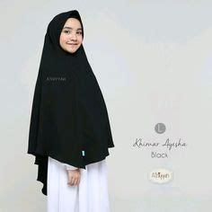 Athiyyah Khimar Ayesha Cotton Khimar Jilbab cantik manis jilbabjelita hijaber cantik