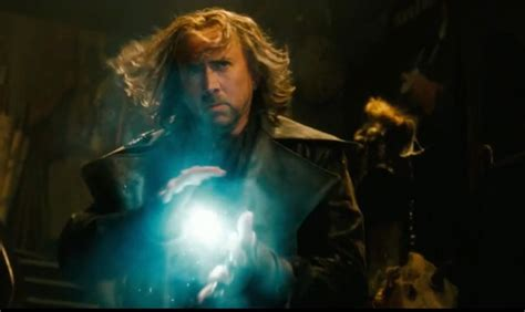 nicolas cage wizard film the sorcerer s apprentice three cheers for darkened years
