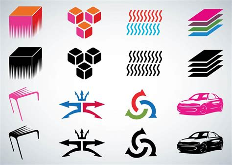free logo design easy download free logos vector art graphics freevector com