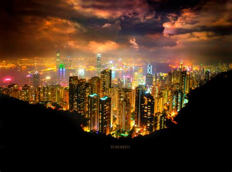 hong kong hong kong china beautiful places to visit
