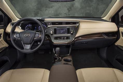 Toyota Avalon Interior Dimensions 2016 Toyota Avalon Specs And Interior