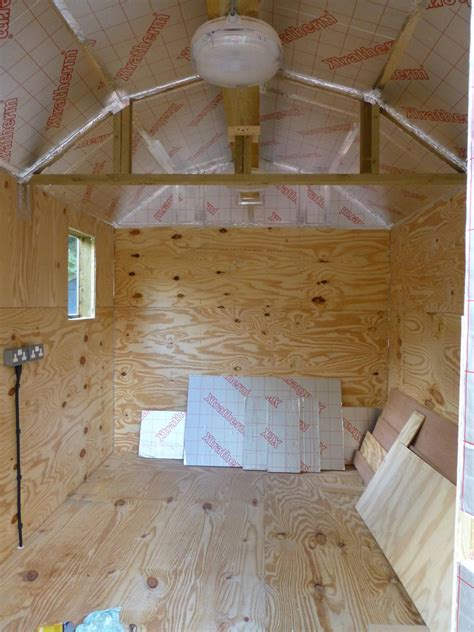 garden shed lining modelling questions   tips