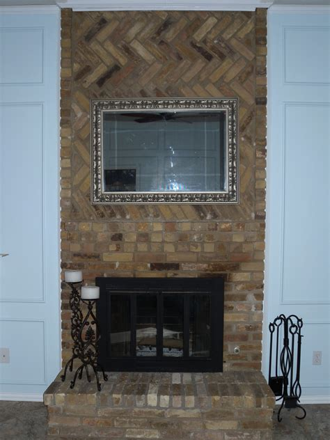 Building A Mantel On A Brick Fireplace by Dear Here S How To Build A Fireplace Mantel Do