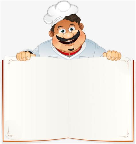 clipart cuoco chef and menu clipart chef clipart menu