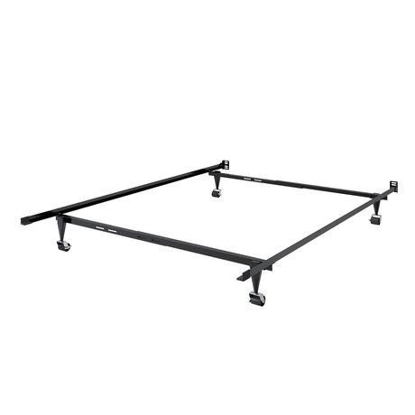 single bed frame walmart corliving adjustable metal bed frame walmart canada