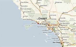 map oxnard california oxnard california map and oxnard california satellite image