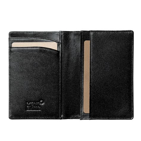 Mont Blanc Business Card Holder
