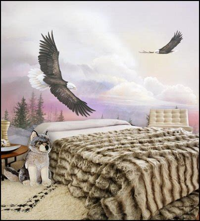 wolf themed bedroom decorating theme bedrooms maries manor wolf