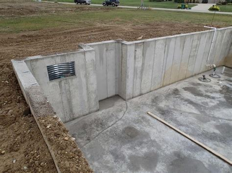 poured concrete homes construction news poured concrete walls are cracks in a newly poured concrete basement floor a