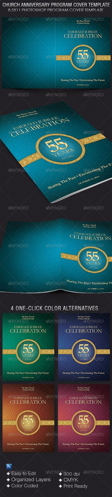 17 Best Images About 20th Anniversary Logo Ideas On Pinterest Vinyl Banners Vintage Wedding Church Program Covers Templates