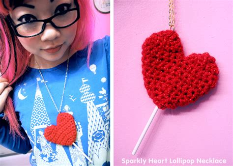 crochet pattern for heart necklace crochet heart bouquet for mother s day simply tale