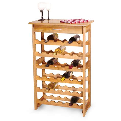 Best Wine With Rack Of best wine carts wood and steel wine racks