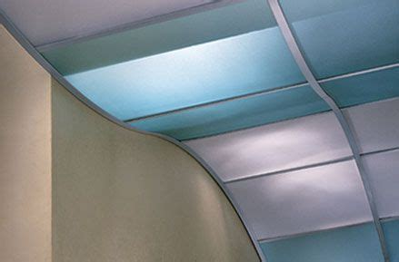 luminous ceiling panels luminous ceiling infill panels from usg the high tech