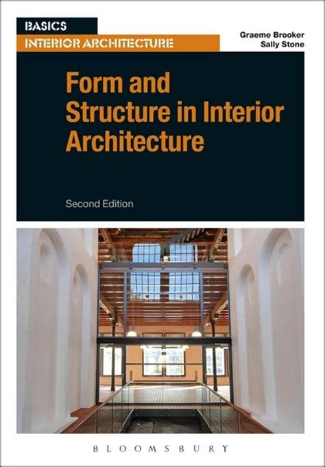 form design book form and structure in interior architecture basics