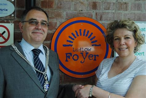 Foyer Of Charity Ludlow Foyer Named As Mayor S Charity
