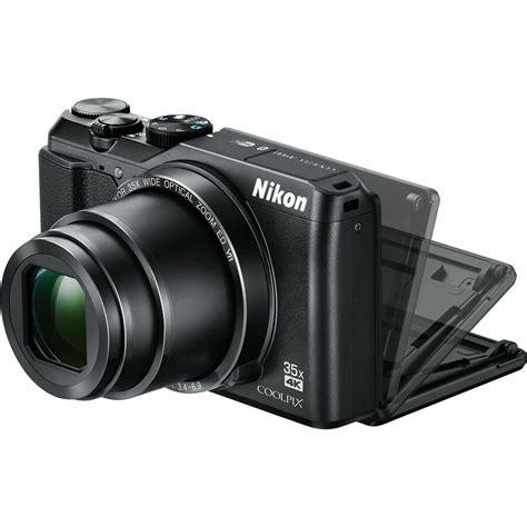 nikon coolpix  black digitalni kompaktni fotoaparat
