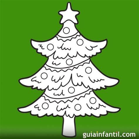 como pintar un arbol de navida dibujos de 225 rboles de navidad para colorear