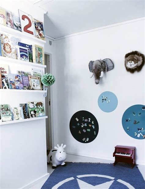 narrow picture ledge 8 clever ways to display your child s books handmade