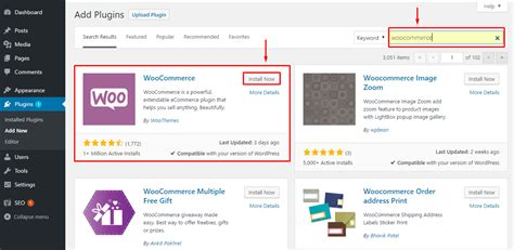 Wp Content Plugins Woocommerce Templates Install Woocommerce Plugin Tutorial Woobeginner