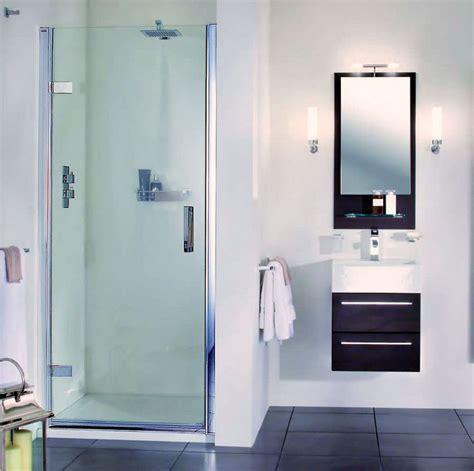 Recess Shower Doors Aqata Spectra Hinged Door Shower Enclosure Sp455 Recess Uk Bathrooms
