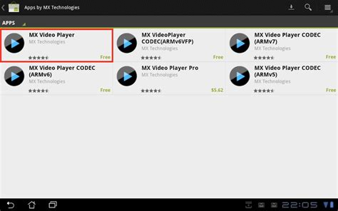 mx player for android free download and software reviews download mx video player from the android market