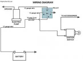 how to read electrical relay diagram how wiring diagram