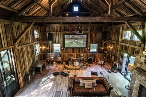 party barn plans party barn with music stage and full wet bar 2015 fresh