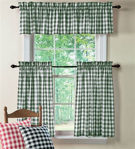 gingham country curtains 25 best ideas about gingham curtains on pinterest