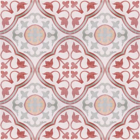 vintage pattern floor tiles vintage style floor tile pattern texture stock photo