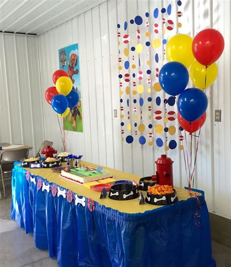 Paw Patrol Decorations by 25 Best Ideas About Paw Patrol Decorations On