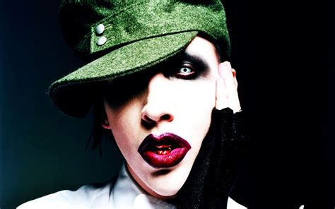 marilyn manson chatter busy marilyn manson quotes