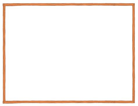 border templates free clip borders printable borders for students and