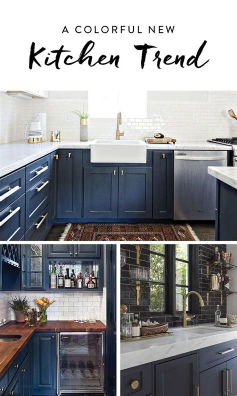 Navy Cabinets by The 25 Best Navy Blue Kitchens Ideas On Navy