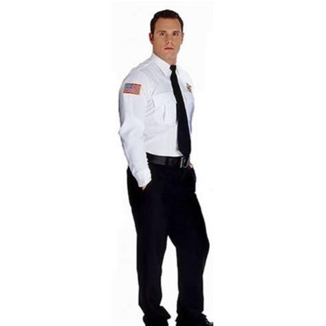 Unisex Security Shirts   Long Sleeve