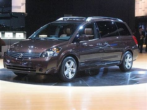 nissan quest 2007 reviews 2007 nissan quest review top speed