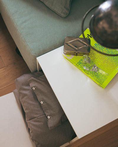 Stauraum Hinter Sofa by Einrichten Mehr Platz Gro 223 E Ideen F 252 R Eine Kleine