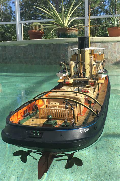 model boat manufacturers manufacturer caldercraft