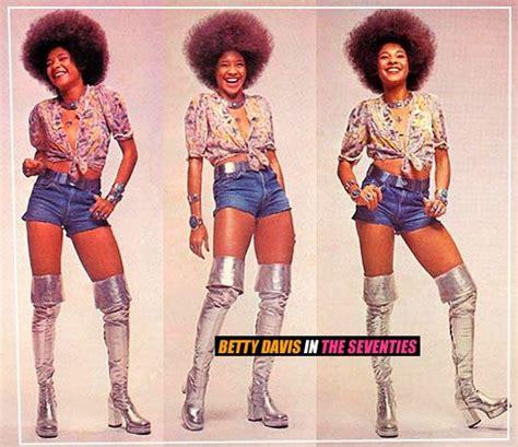 funk style betty davis fashion files 70 s afro