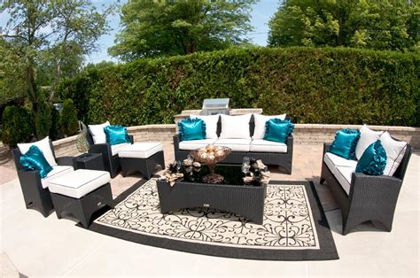 outdoor pool patio furniture backyard design ideas