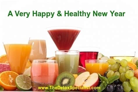 Detox Of The Year by Healthy New Year 2014 The Detox Specialist