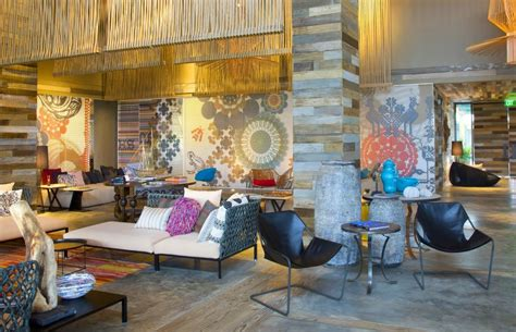 home spa design inspiration colorful exuberant interior design inspiration from w