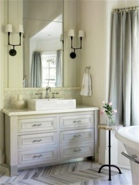 how to install bathroom vanity against wall pinterest