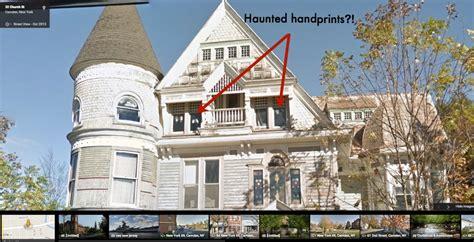 sale  house haunted  ghosts  google street