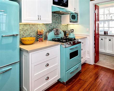 paint kitchen appliances retro painted appliances
