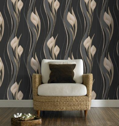 peace wallpaper for bedroom graham brown superfresco black cream floral wallpaper the o jays the wall and