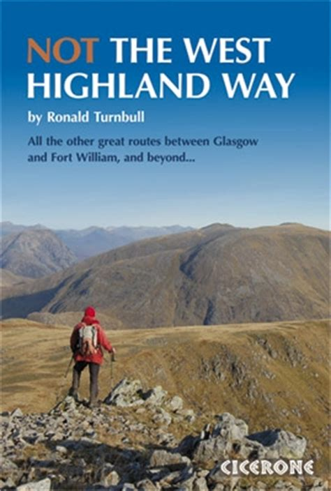 west highland way map booklet 1 25 000 os route mapping books not the west highland way guidebook cicerone