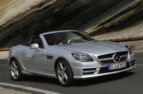 Cabin Styles by Mercedes Benz Slk 200 Review Autocar