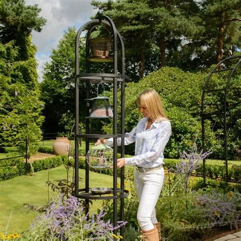 crown topped bird feeding station harrod horticultural